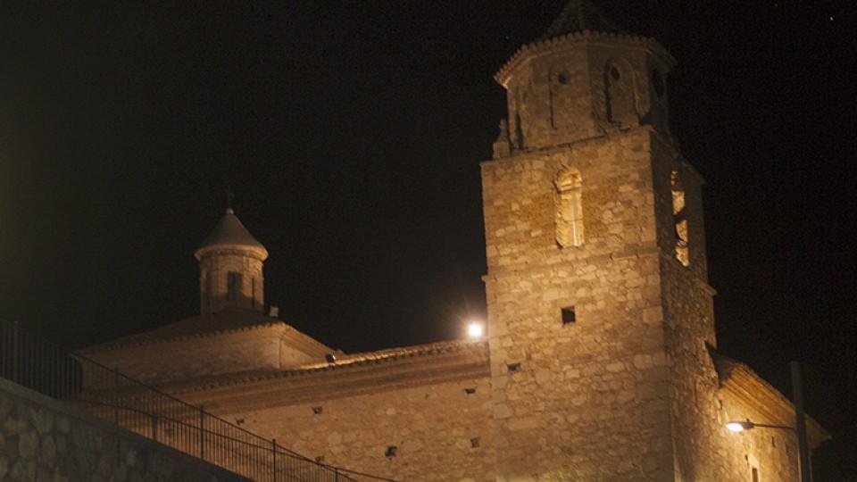La Iglesia de Cuevas en la Colección Territorio