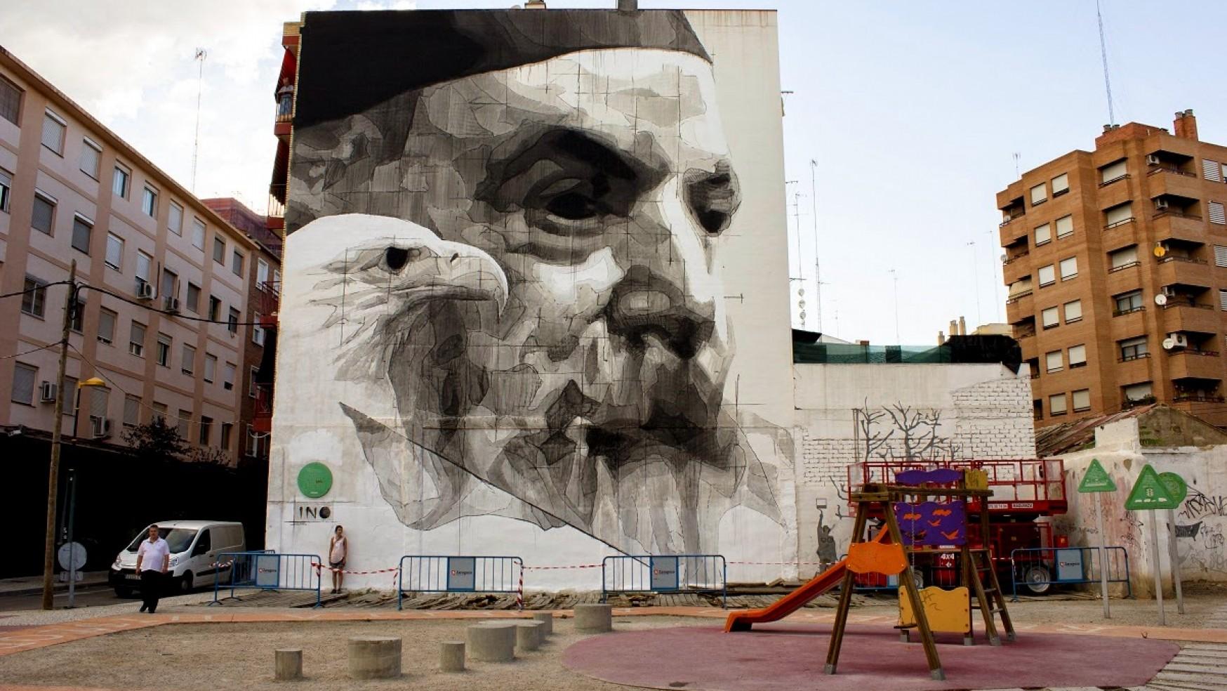 Asalto Festival. Festival Internacional de Arte Urbano (Zaragoza)
