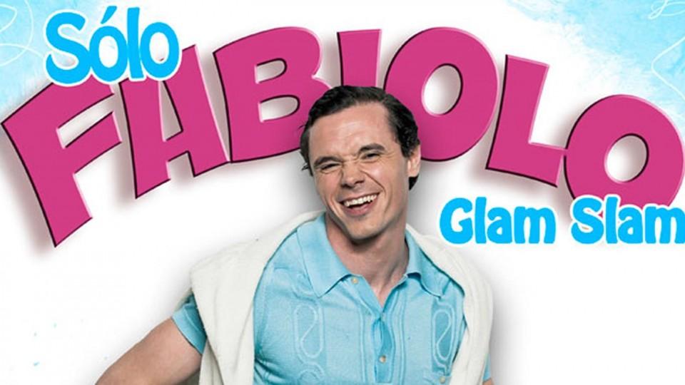 Teatro en Crivillén. 28 de noviembre: Solo Fabiolo-Glam Slam