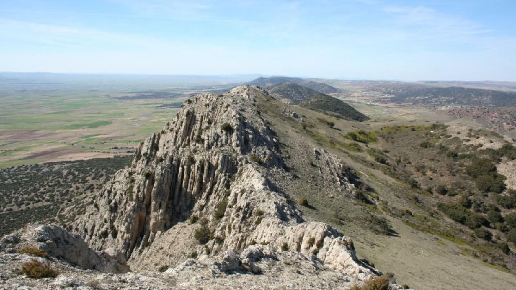 Ruta senderista Sierra Palomera // 30 de abril