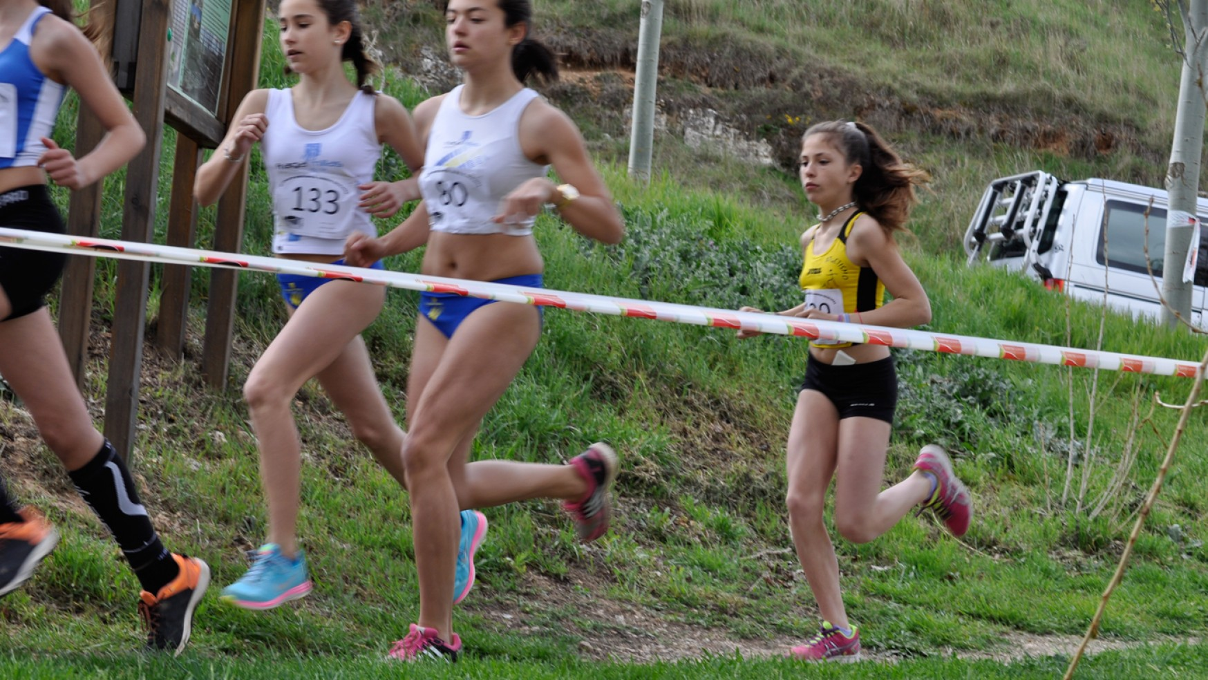 Atletismo-Cross 2016