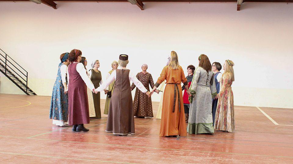 SC2016: Danzas medievales