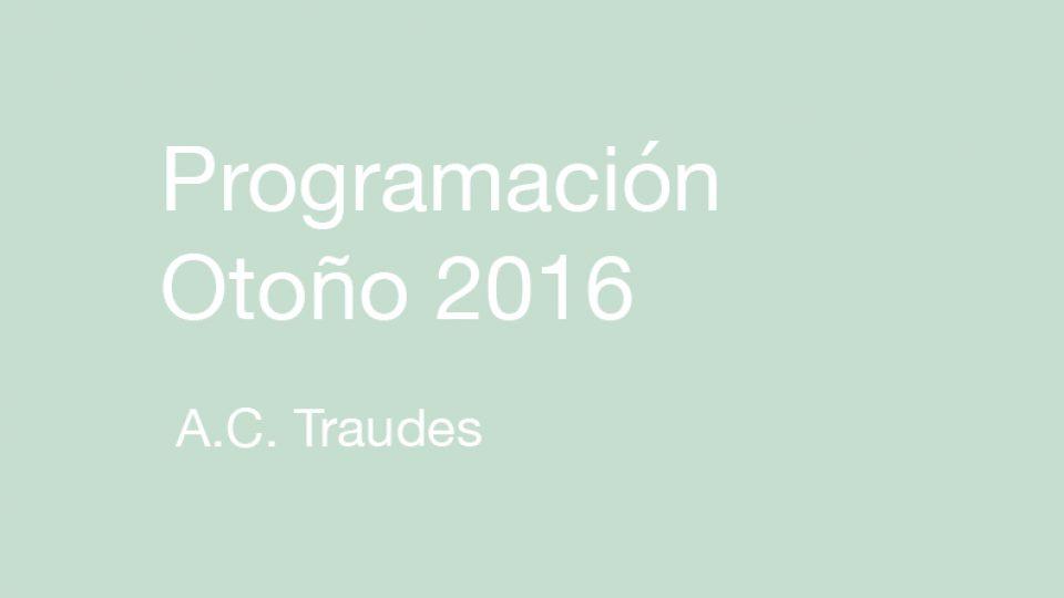 Programación Otoño 2016