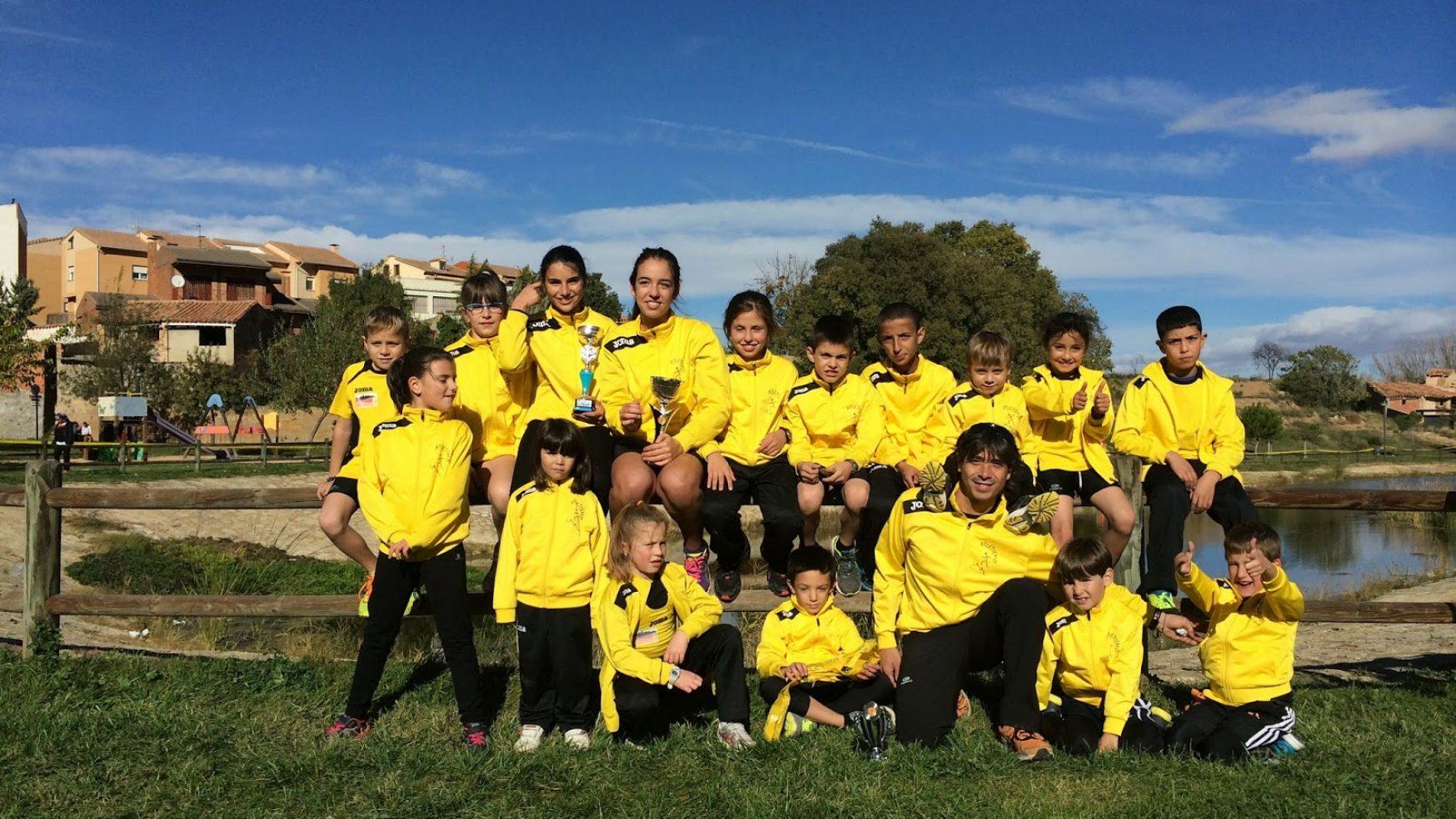 Club deportivo «Atletismo la Val»