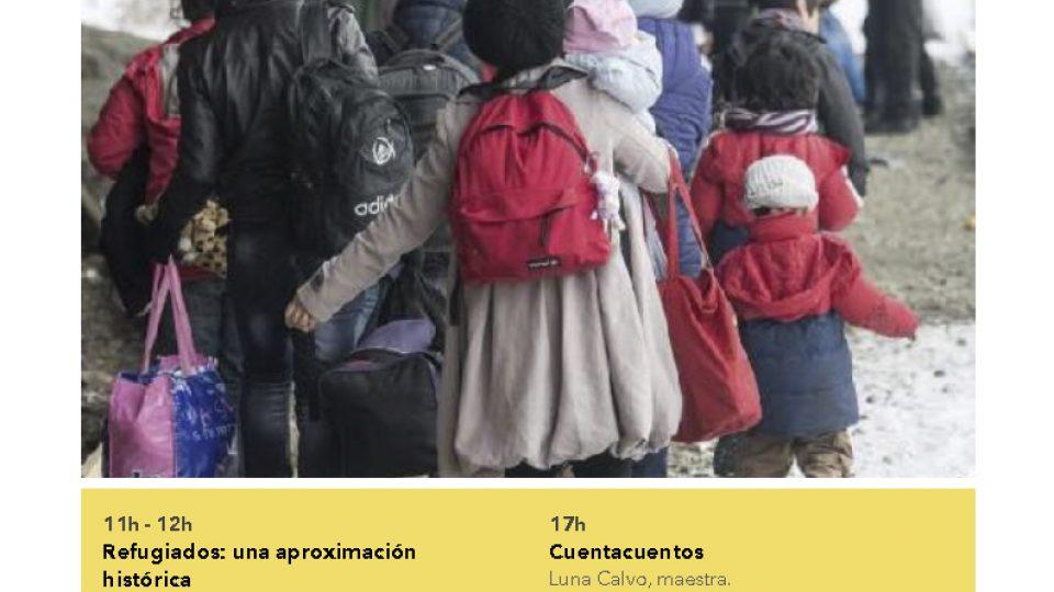 Jornada: Refugiados