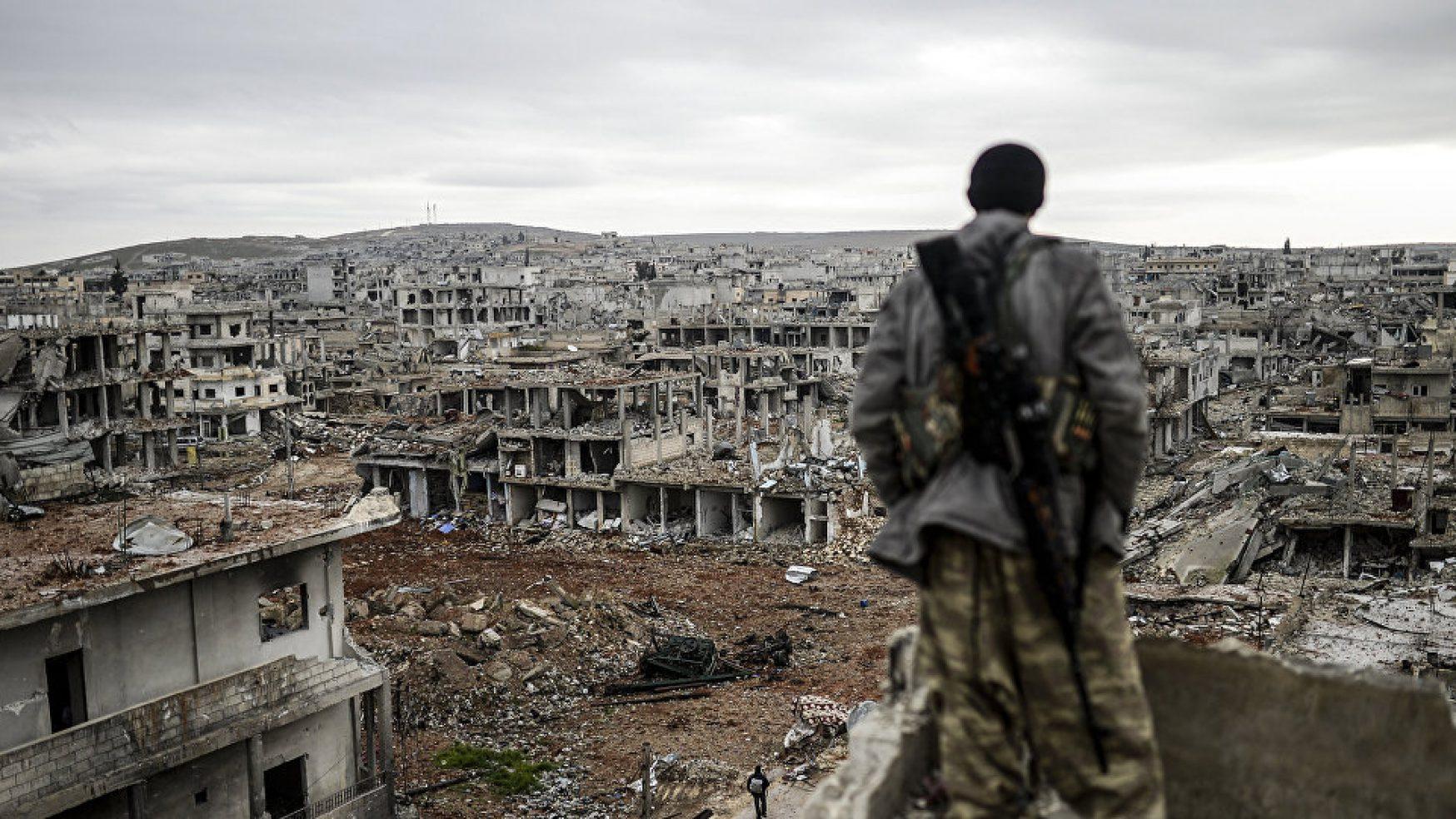 No te olvides de Siria