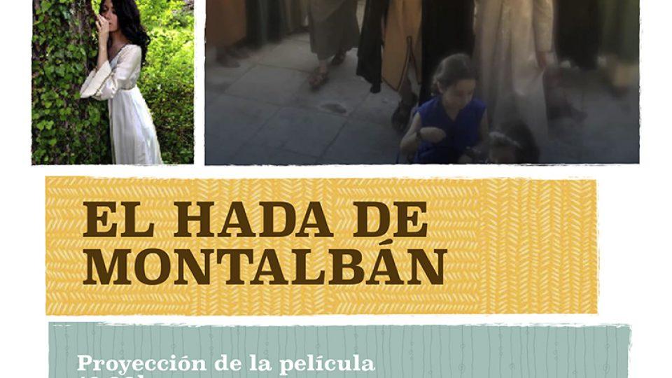 Presentación: «El hada de Montalbán»