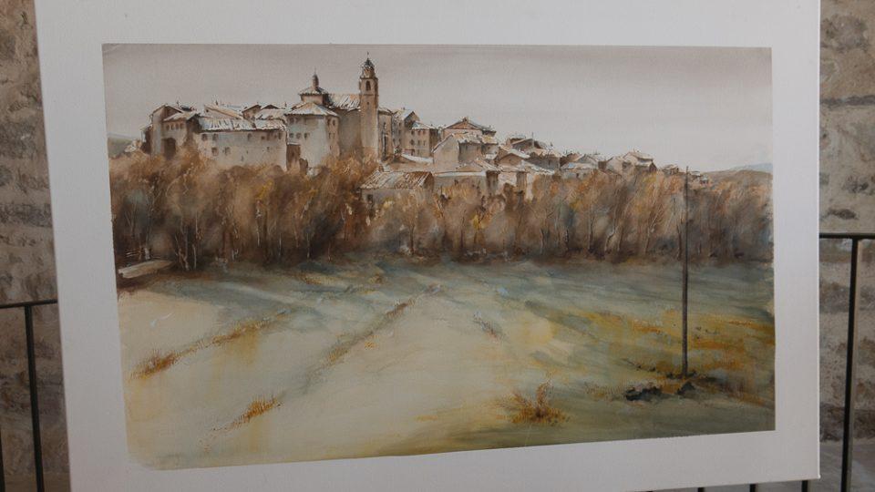 Concurso de pintura rápida
