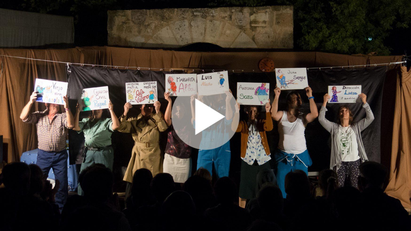 Vídeo: «Aquí no paga nadie»