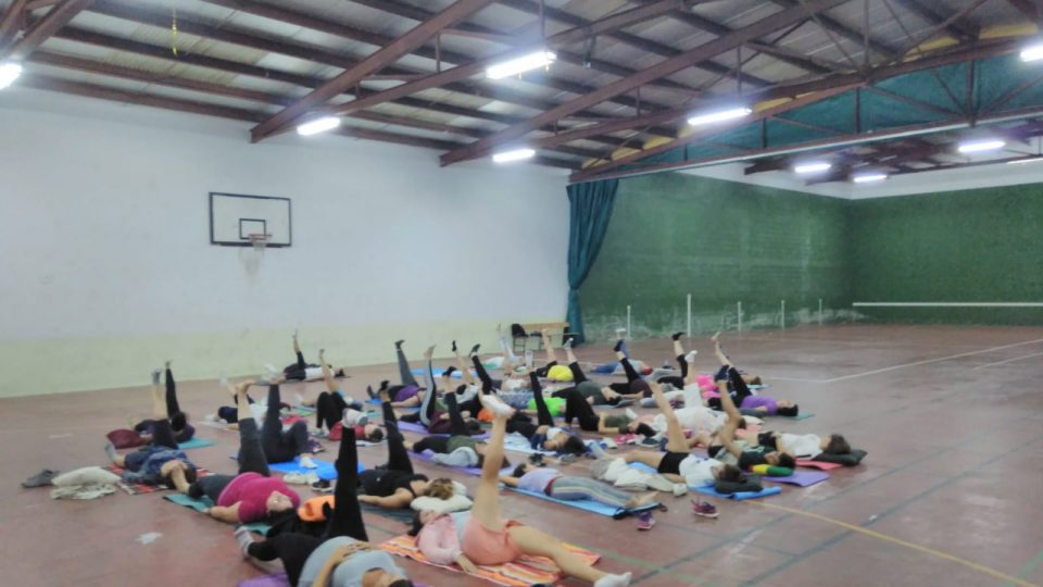 Yoga para terminar la semana