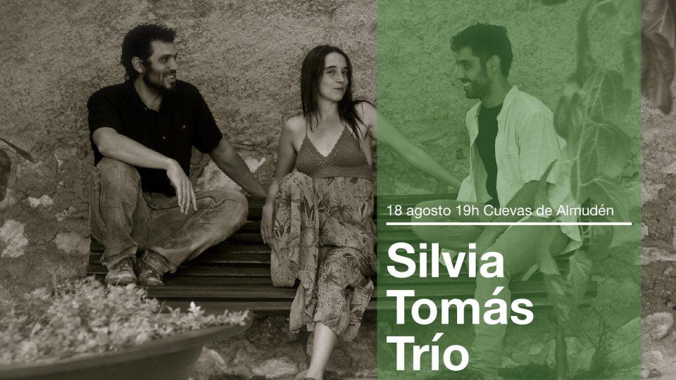 Silvia Tomás Trío en Cuevas