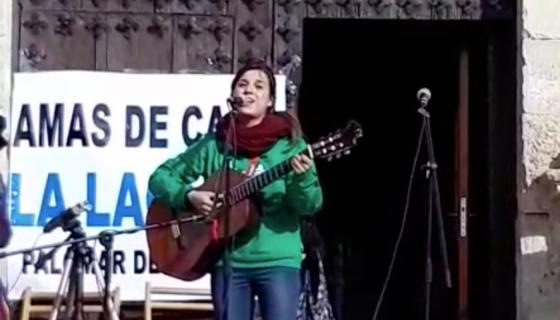 Canción y letra del Orgullo Rural de Irene Gómez