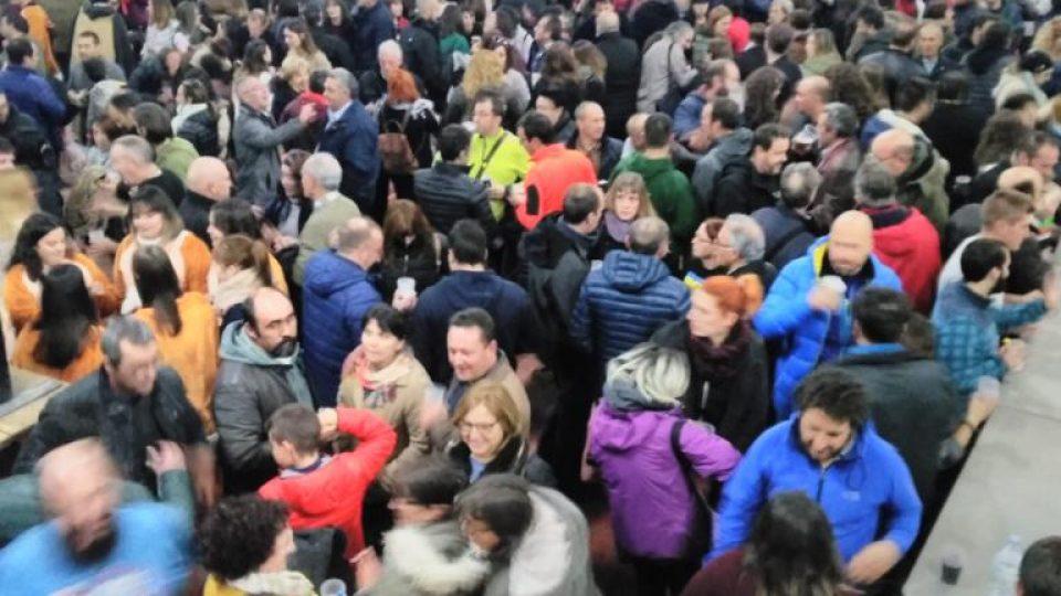 Primera celebración del Día Universal del Orgullo Rural en Cuevas de Almudén