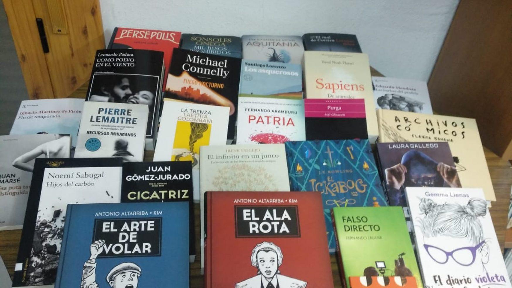 Novedades literarias 2020
