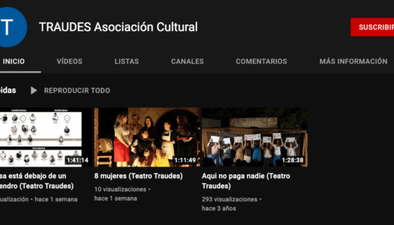 A.C. Traudes, en Youtube